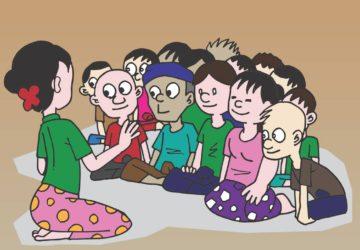 Alternativní výukové metody podporují dětskou kreativitu