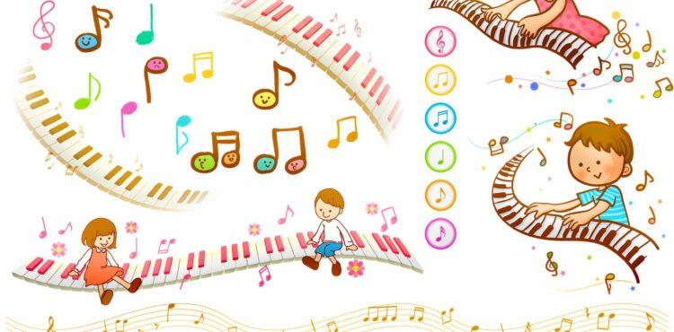 Děti a hudební nástroje