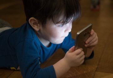 Elektronika a děti