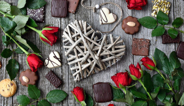 Valentýn…každoroční únorové srdcebraní
