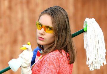 Mytí oken a žaluzií