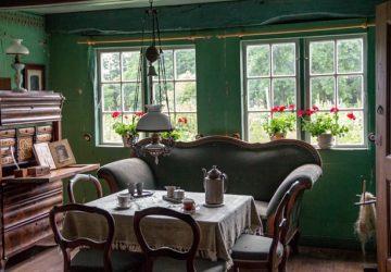 Romantický styl v interiéru
