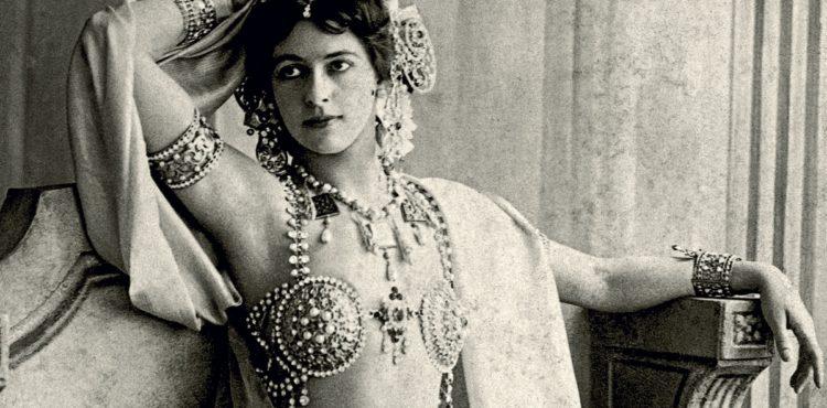 Mata Hari: milovali ji stovky mužů, ale neznala osobní štěstí