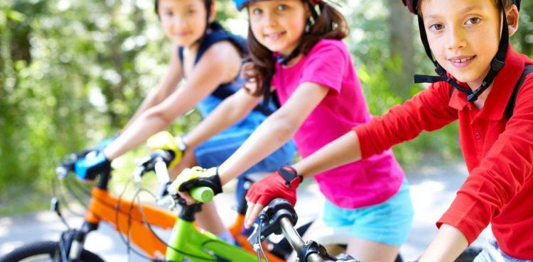Vyberte svému dítěti vhodné dětské kolo