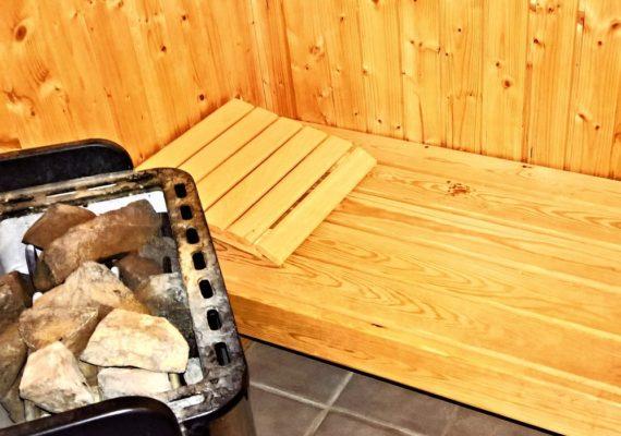 Pravidelné používání sauny má příznivý účinek na zdraví hypertenzních mužů