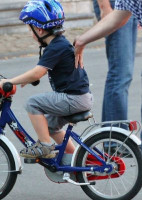 Jak naučit děti co nejrychleji jezdit na kole?