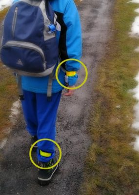 Jaké reflexní prvky jsou vhodné pro děti?